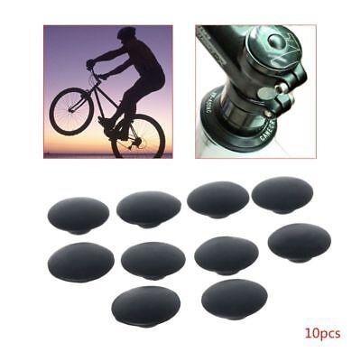 MagiDeal 2 Pieces Bike Cycling Bicycle MTB BMX Aluminum Stem Top Cap Headset 1 1//8