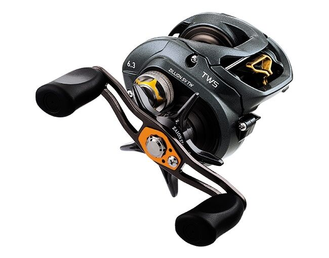 Daiwa Zillion SV TW Baitcast Fishing Reel 1016SH RIGHT hand 7.3 1 ZLNSV1016SH