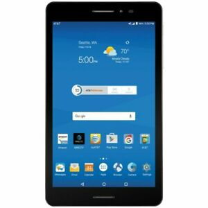 ZTE-Trek-2-HD-K88-16GB-Wi-Fi-AT-amp-T-4G-GSM-LTE-Unlocked-8-034-Android-Tablet-Gray-5MP