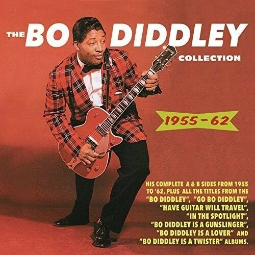 Bo Diddley - Collection 1955-62 [New CD]