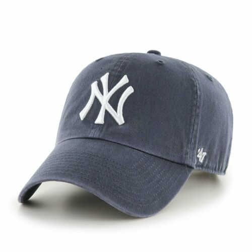 MLB New York Yankees vintage navy 47 Brand Relaxed Fit Cap
