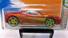 2012 Hot Wheels Treasure Hunt Ferrari 430 Scuderia in Red 59/247