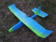 Megajets RC Radio Controlled Mega-Frog Trainer Airplane 3-in-1 Foam kit