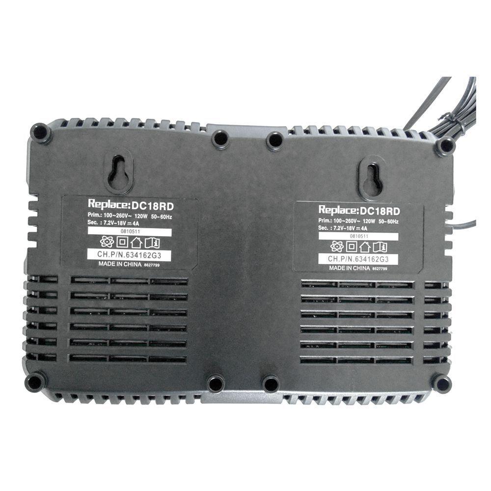 2x 18V 3Ah Batteria per per per Makita BL1840 BL1830 LXT400 Li-Ion & Dual Charger DC18RD 580476