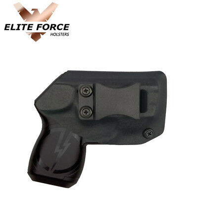 Kydex IWB Holster Fits Taser Pulse IWB OWB ~Adjustable Cant & Retention~ |  eBay