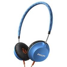 Philips Strada Citiscape SHL5100BP Headphones On Ear Headband Wired - Blue