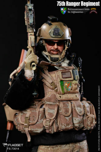 FLAGSET FS-73014 1//6 Rangers 75 Revenge Operations Investigation Team Figure Toy