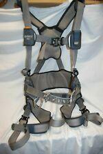Exofit Nex Full Body Harness M 1113133 Xxl Ansi 130 310lbs Pre Owned