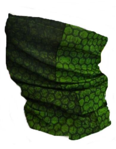 Multifunktionstuch Schlauchtuch écharpe Tube Foulard Bandeau Foulard #150