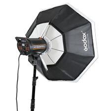 "Godox Octagon Softbox 37"" 95cm Bowens Mount for Studio Strobe Speedlite Flash"