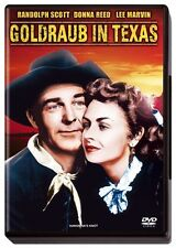 GOLDRAUB IN TEXAS Hangman's Knot RANDOLPH SCOTT Donna Reed LEE MARVIN DVD Neu