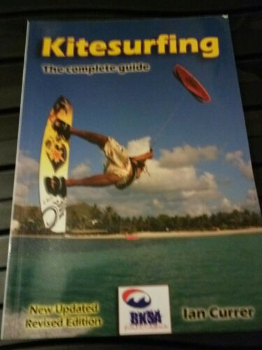 1 of 1 - Kitesurfing by Ian Currer New Paperback Book