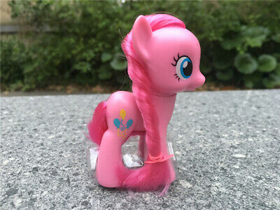 """My Little Pony Power Ponies 3/"""" Toy Figure Pinkie Pie New No Package"""