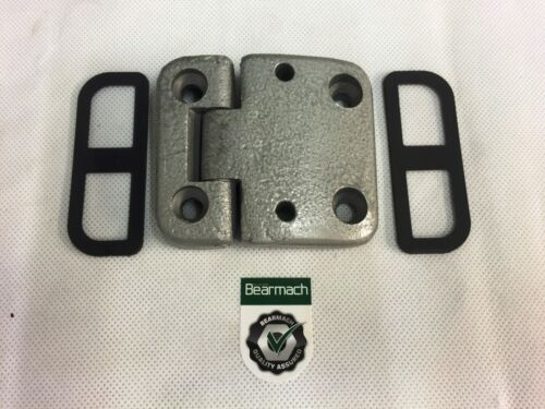 Bearmach Land Rover Defender RHS Cerniera Della Porta X 1 /& RASAMENTI x 2 VIN fa470489 in poi