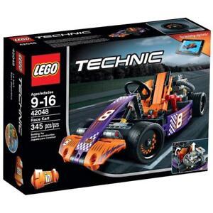Lego-Technic-42048-RACE-KART-Track-Car-Gearbox-2-in-1-model-NISB