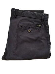 BEN-SHERMAN-Men-039-s-Stretch-Chino-EC1-Pants-Dark-Navy-Size-W36-L32
