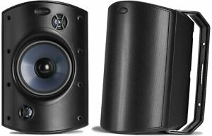 Polk-Audio-Atrium-8-SDI-Speakers-BLACK-One-Pair-2-Each-Brand-New