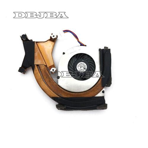 heatsink 45M2678 45M2680 45M2681 Original Lenovo ThinkPad T410S T410Si CPU Fan