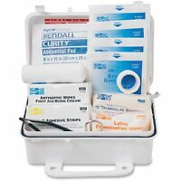 Pac-kit Ansi No. 10 Plastic First Aid Kit White 6060 on sale