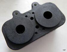 Replacement Black Coil For Bou Matic Hi Flo Pulsator 24v 43215