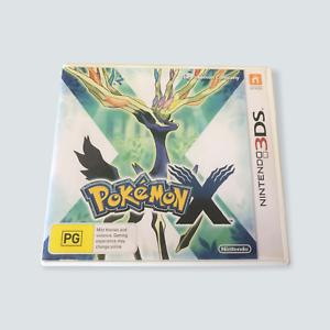 Pokemon X para el Nintendo 3DS/2DS - en muy buena condición/AUS/pal/Probado/🐙 de gastos de envío gratis