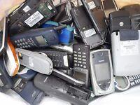 60 Handy Smartphone Schrott Platinenschrott Samsung LG Siemens usw. Gold