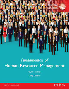 fundamentals of human resource management 4e by gary dessler 4thimage is loading fundamentals of human resource management 4e by gary