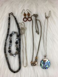 Mixed Lot Bracelets and Necklaces Jewelry