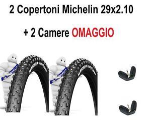 2-Copertoni-Michelin-MTB-29-Country-Grip-29x2-10-Rigido-Pneumatico-Bicicletta