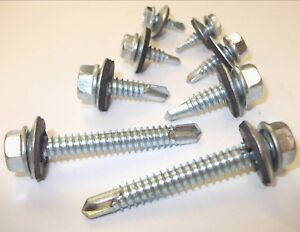 Roofing-TEK-Screws-With-Sealing-Washer-Self-Tapping-Metal-to-wood