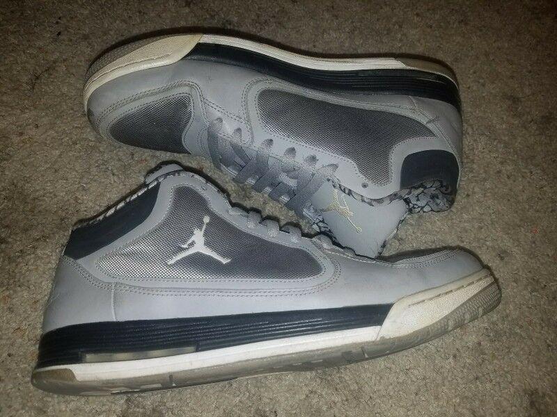 Air Jordan Post Game Shoes, 552665-004, Comfortable