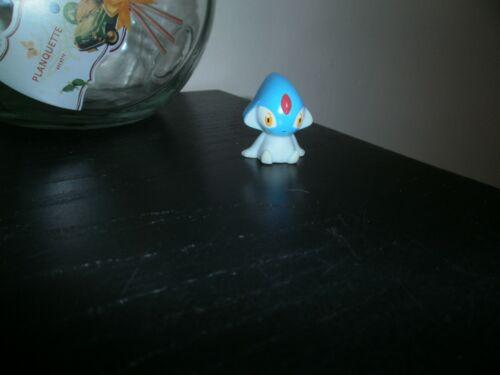 Figurine POKEMON Figure CREFADET Hauteur= 4cm Officielle de marque Bandai