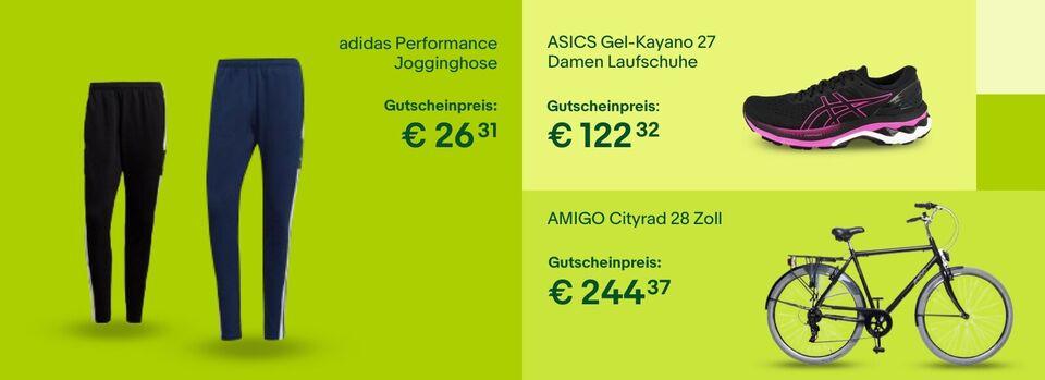 -15%* für Aktive und Abenteurer – Aktiv sparen - -15%* für Aktive und Abenteurer