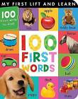 100 First Words by Tiger Tales (Board book, 2016)