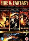 Fire and Fantasy - The Dragon Collection 5055002556470 DVD Region 2
