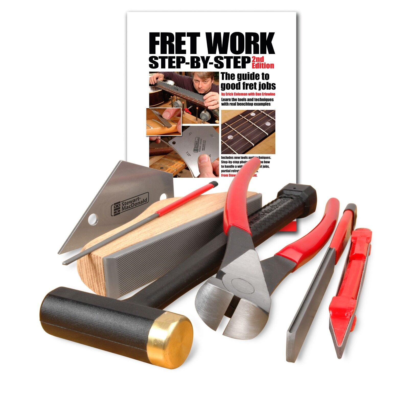 StewMac Essential Fretting Tool Set