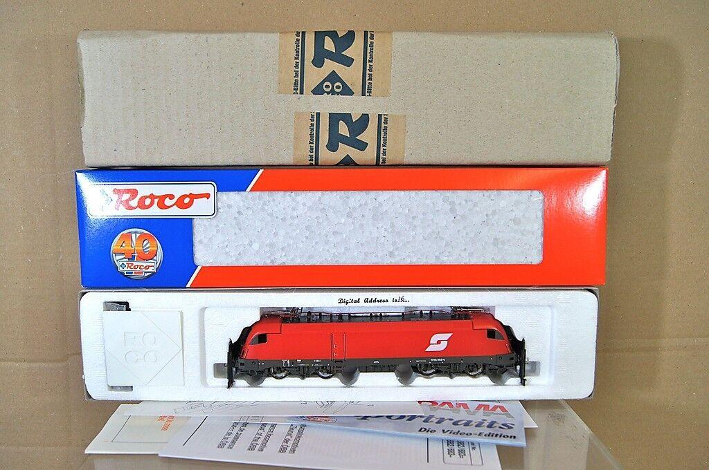Roco 69680 Marklin Märklin AC Digital Obb ÖBB Br 1016 003-4 E-Lok Loco MIB Nc
