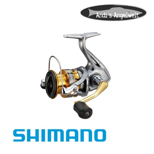 SHIMANO Sedona 2000 FI hochwertige günstige Spinnrolle by TACKLE-DEALS !!!