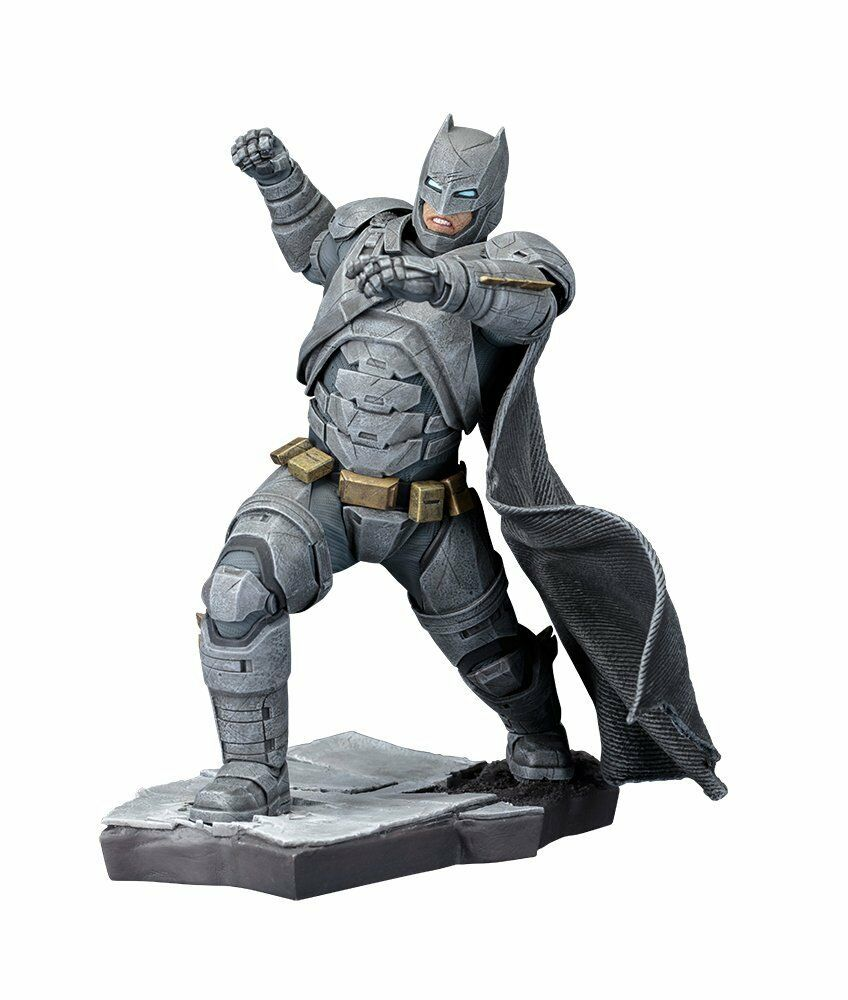 Kotobukiya SV111 ARTFX+ Batman Dawn of Justice PVC Figure 1/10 SV111 Nuovo Japan