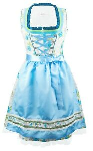 Du Set 3 pcs Costumes Robe Robe- Chemisier- Tablier- Taille 34-54 Nouveau neuf dans sa boîte Bleu-eid Kleid- Bluse- Schürze- Gr. 34-54 Neu OVP Blauafficher le titre d`origine gh5mvWDe-07170537-56958