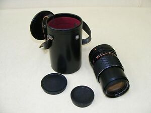 Beautiful-Lens-Carl-Zeiss-Jena-3-5-135mm-Sonnar-Mc-with-Quiver-Bag-GDR