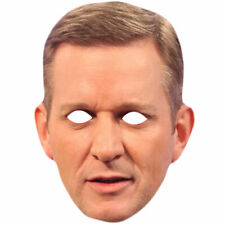 Bruce Forsyth Face Party Mask Card A4 Fancy Dress TV Presenter Ladies Men Kids