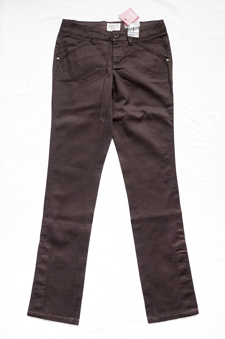 NEW WITH TAG ESPRIT Slim Fit Button Leg Pants US 2 (29  x 32 )