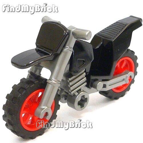 Captain America Motorcycle Dirt Bike Black NEW BM315 Lego Avengers S.H.I.E.L.D