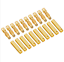 20-trozo-par-10-4mm-4-0mm-Gold-conector-clavija-platanos-hembra-4-mm-lipo-motor-RC miniatura 2