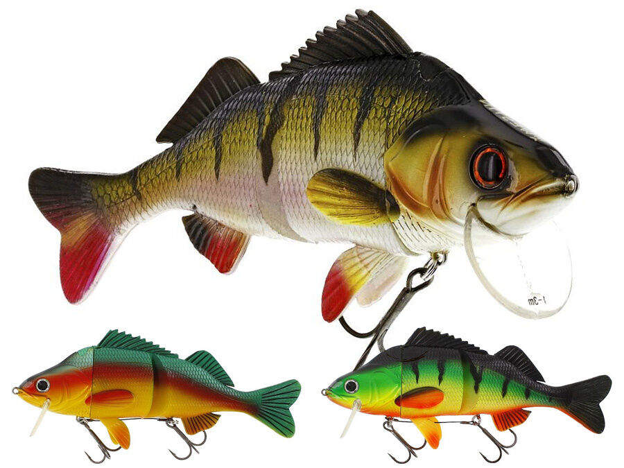 Westin Percy the Perch Hybrid  Lure 20cm 100g - All Colours - Hard Head Soft Body  beautiful