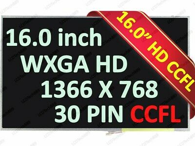 "NEW 16.0/"" LCD Screen WXGA For Toshiba Satellite L505D-GS6000 laptop ONLY"