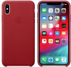 Iphone xr leder case
