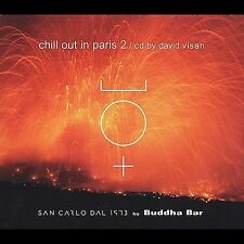 NEW Lot Of 19 CDS Chill Out in Paris, Vol. 2 by David Visan BUDDA BAR FBA FLEE