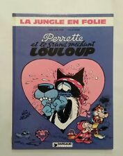 BD - La jungle en folie 5 Perrette et le grand méchant louloup / GODARD